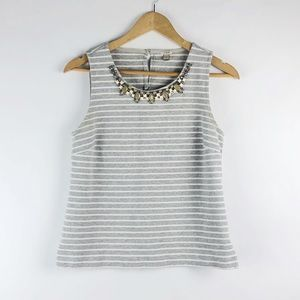 [ J. CREW ] Structured Tank • Small